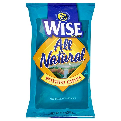 Wise® All Natural Potato Chips - 10oz - image 1 of 1