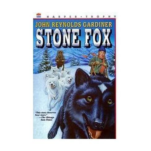 stone fox reissue anniversary paperback john target