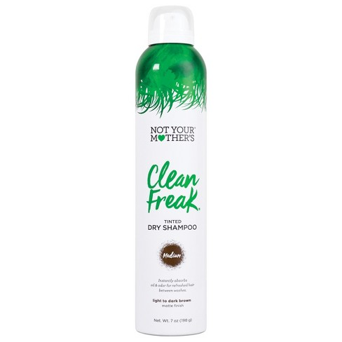 Not Your Mother's Clean Freak Tinted Dry Shampoo in Medium - 7 oz - image 1 of 4
