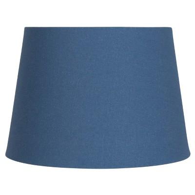 Small Mod Drum Lampshade Blue - Threshold™