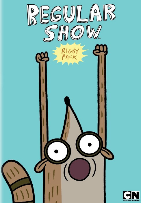 Regular Show: Rigby Pack (dvd_video) - image 1 of 1