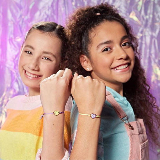WowWee Lucky Fortune Blind Collectible Bracelets - BFF Series image number null