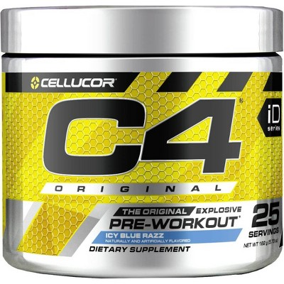 Energy & Endurance: Cellucor C4 Original