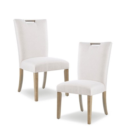 Set of 2 Garnet Dining Chair Natural - image 1 of 4