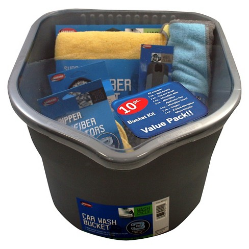 Carrand 10Pc Specialty Car Wash Bucket - image 1 of 1