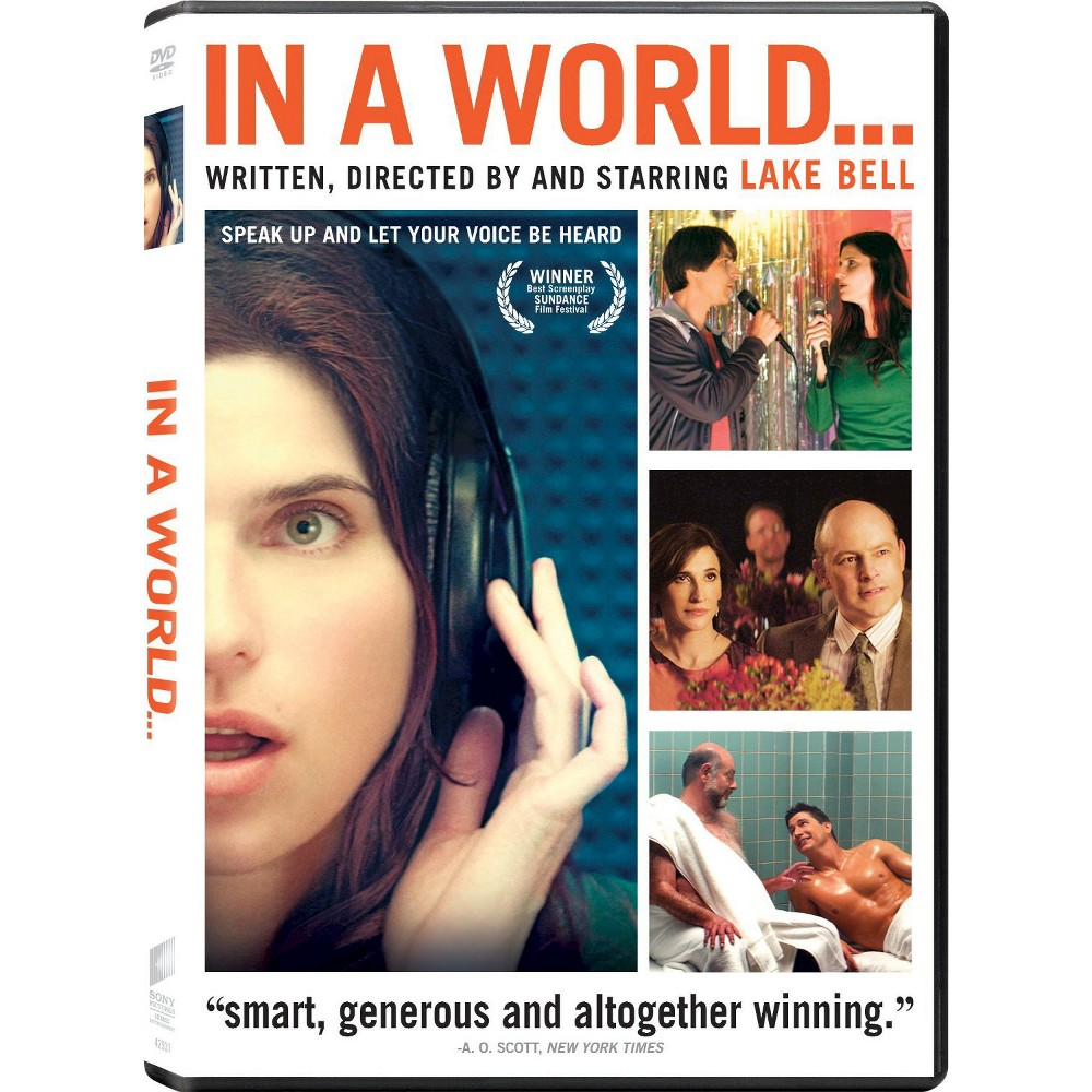 In a World (dvd_video), Movies
