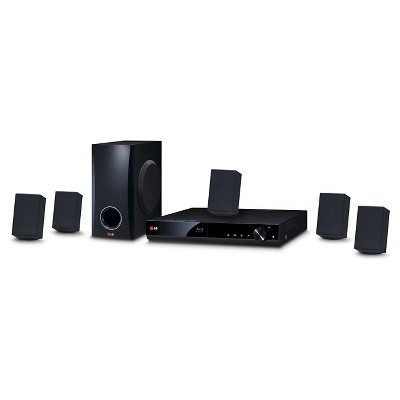 Home Theater System And Blu-ray Disc Player LG Electronics