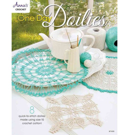 One Day Doilies (Paperback) - image 1 of 1