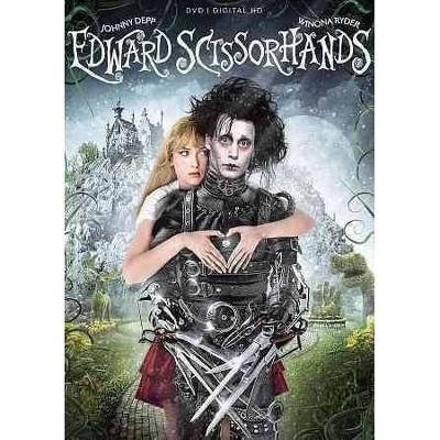 Edward Scissor (DVD)