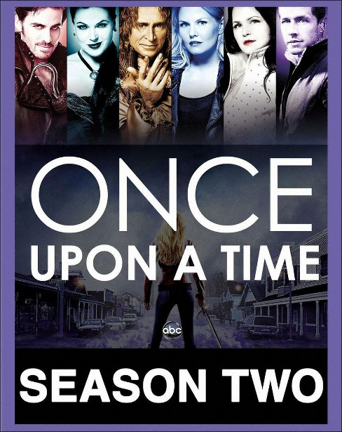 Once Upon a Time: The Complete Second Season [5 Discs] [Blu-ray] - image 1 of 1