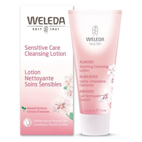 Weleda Sensitive Care Cleansing Lotion - 2.5 fl oz - image 1 of 3
