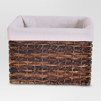 Basket Liner for Small Milk Crate - Khaki - Threshold™