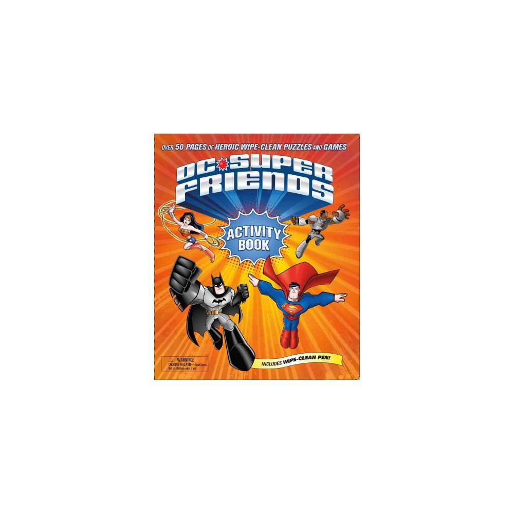 DC Super Friends Activity Book (Paperback)