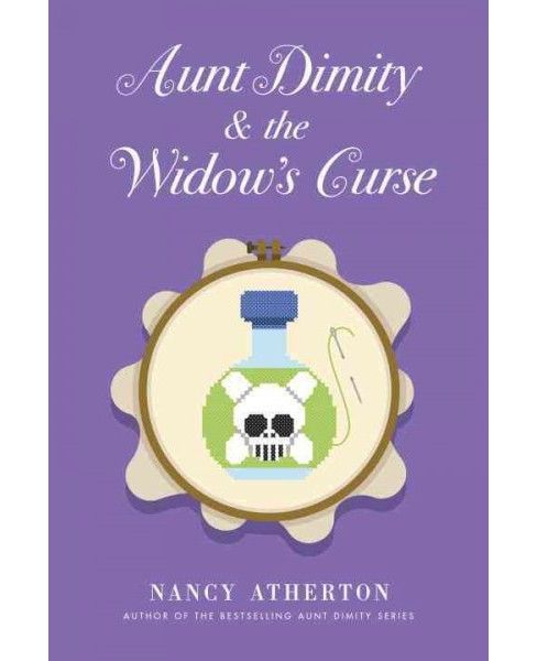 Aunt Dimity and the Widow's Curse (Hardcover) (Nancy Atherton) - image 1 of 1