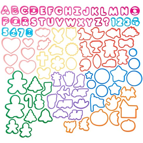 Wilton 101pc Cookie Cutters - image 1 of 4
