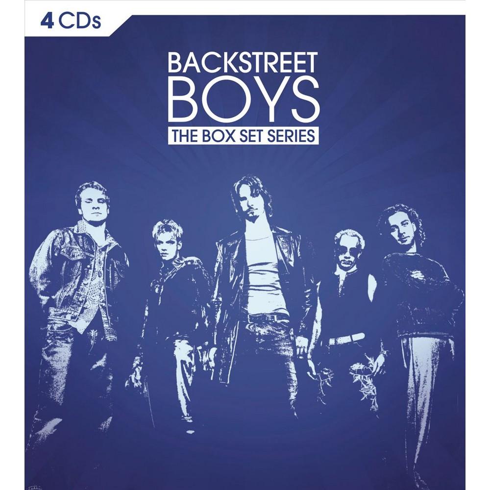 Backstreet Boys - Backstreet Boys:Box Set Series (CD)