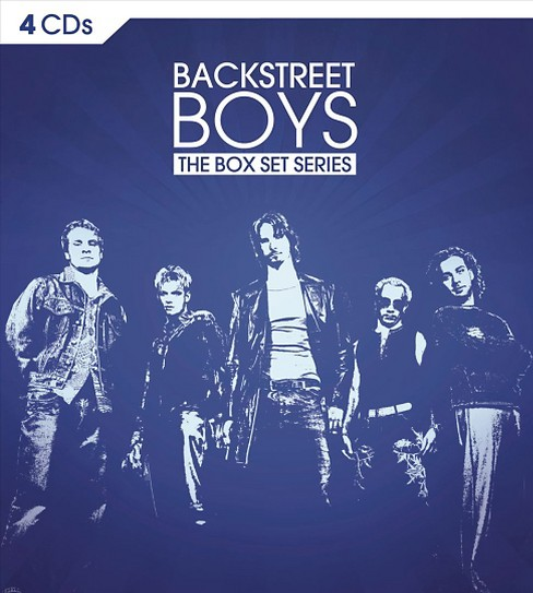 Backstreet boys - Backstreet boys:Box set series (CD) - image 1 of 1