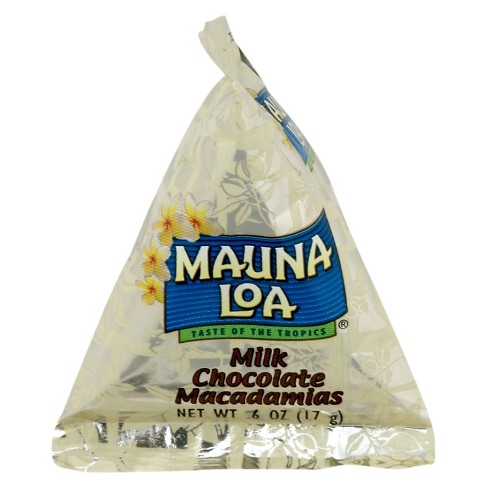Mauna Loa Milk Chocolate Macadamias - 0.6oz - image 1 of 1