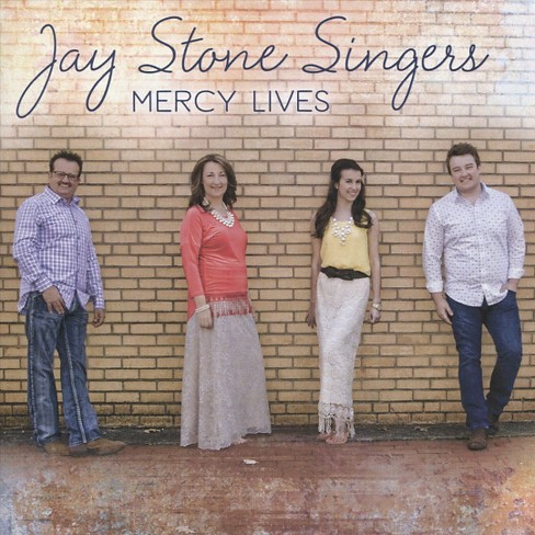Jay stone singers - Mercy lives (CD) - image 1 of 1