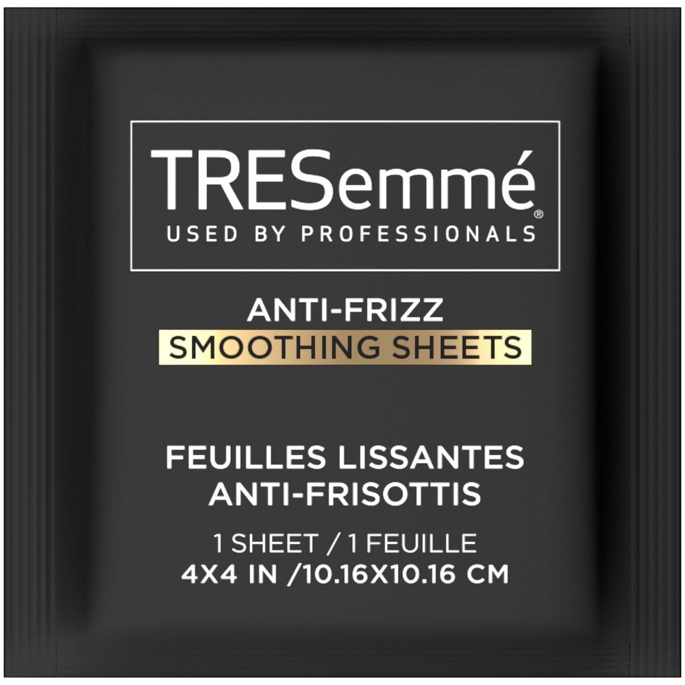 Tresemme Anti-Frizz Smoothing Sheets - 1ct