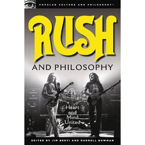 Rush and Philosophy - (Popular Culture & Philosophy) (Paperback) - image 1 of 1