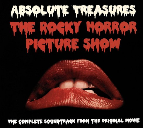 Various - Rocky horror:Absolute treasures (Ost) (CD) - image 1 of 1