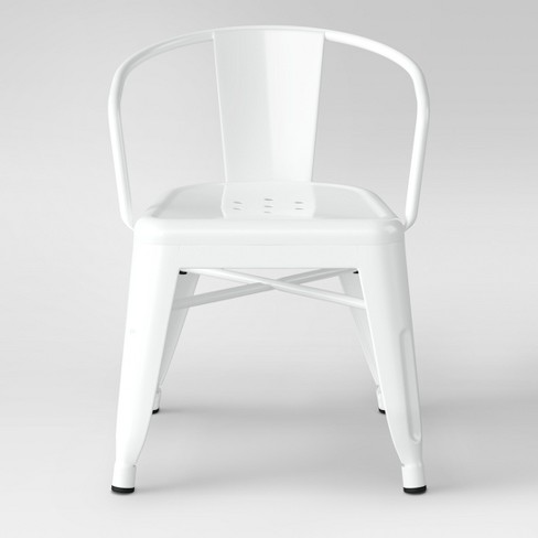 Industrial Activity Chair Open Stock - Campanula White - Pillowfort™ - image 1 of 4