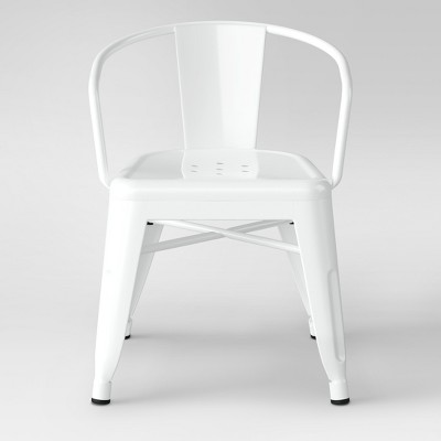 Attirant Industrial Activity Chair Open Stock   Campanula White   Pillowfort™