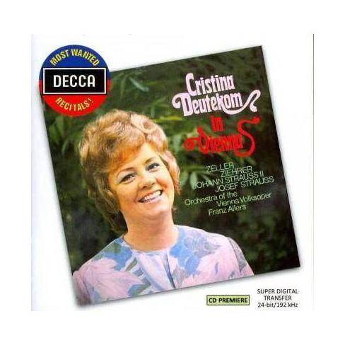 Gounod - Most Wanted Recitals!: Cristina Deutekom In Vienna (CD) - image 1 of 1