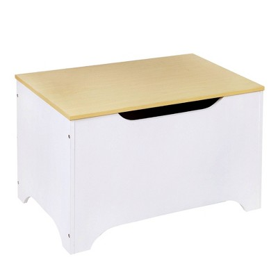Modern Toy Box White - WildKin