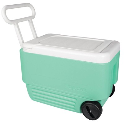 Igloo Wheelie Cool 38qt Cooler - Aqua