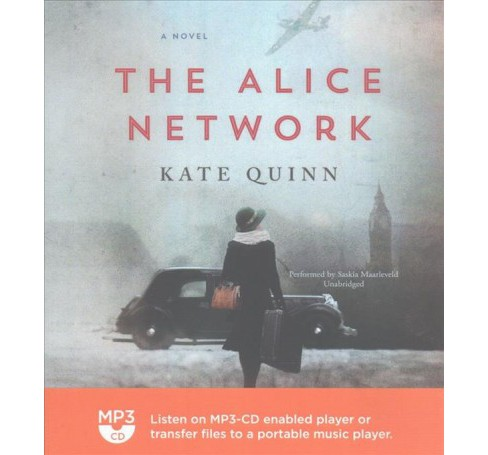 Alice Network (MP3-CD) (Kate Quinn) - image 1 of 1