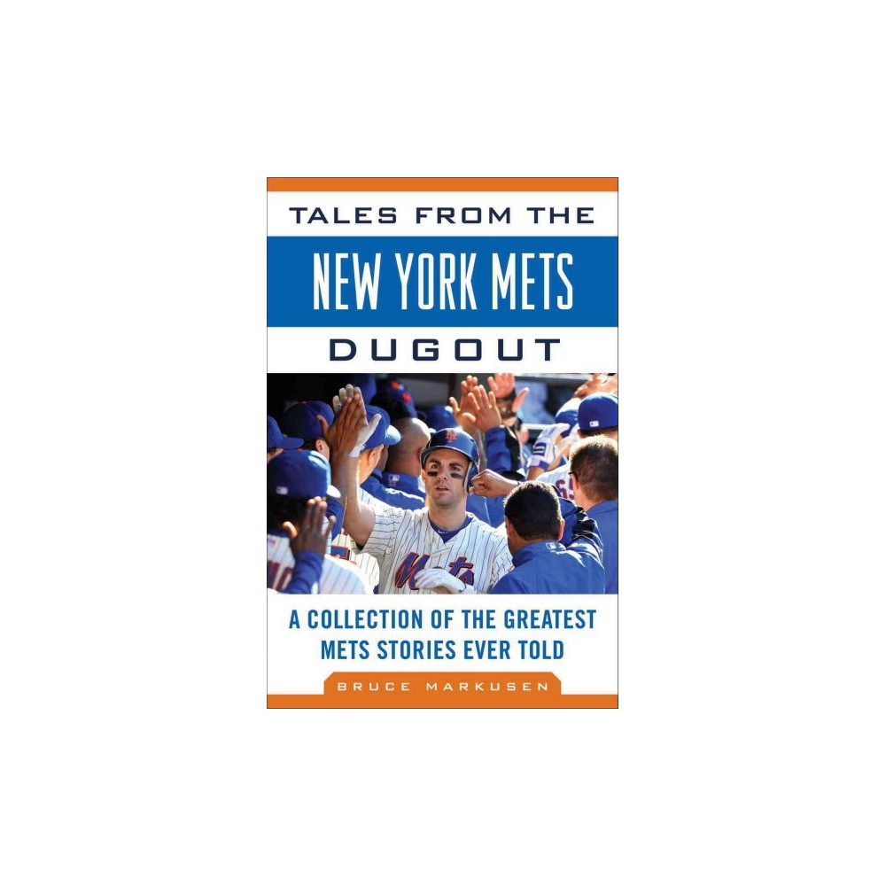 Tales from the New York Mets Dugout (Reprint) (Hardcover)