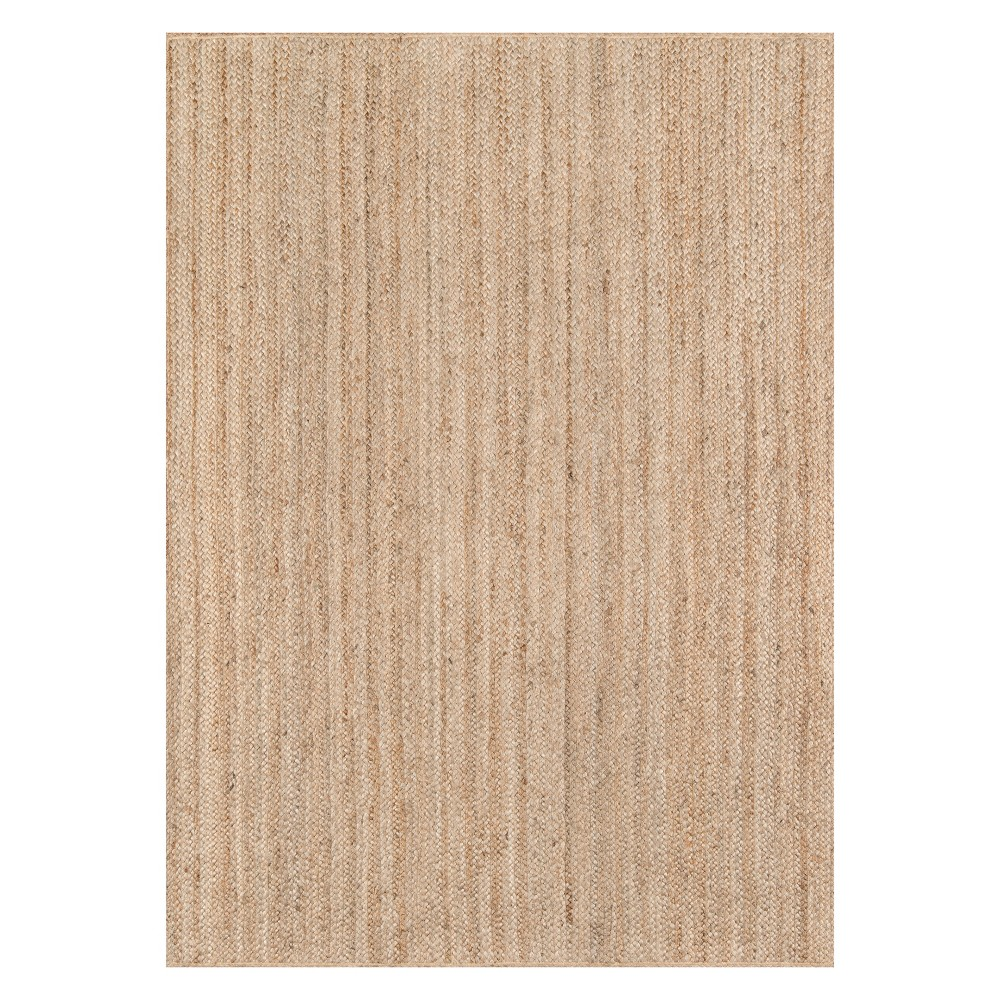 """7'6""""X9'6"""" Solid Loomed Area Rug Brown - Erin Gates By Momeni Product Image"""
