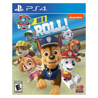 Paw Patrol: On a Roll - PlayStation 4