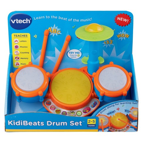 Vtech Kidibeats Drum Set Target