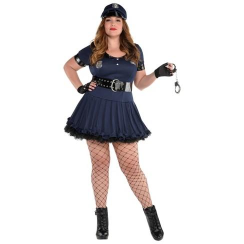Adult Plus Locked N' Loaded Halloween Costume - image 1 of 1