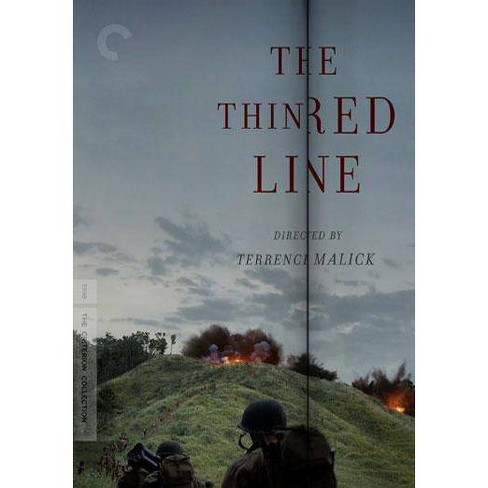 The Thin Red Line (DVD) - image 1 of 1