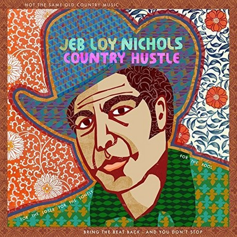 Jeb Loy Nichols - Country Hustle (Vinyl) - image 1 of 1
