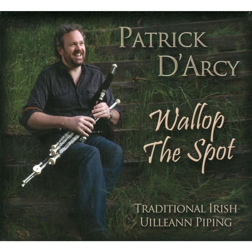 Patrick D'arcy - Wallop The Spot (CD)