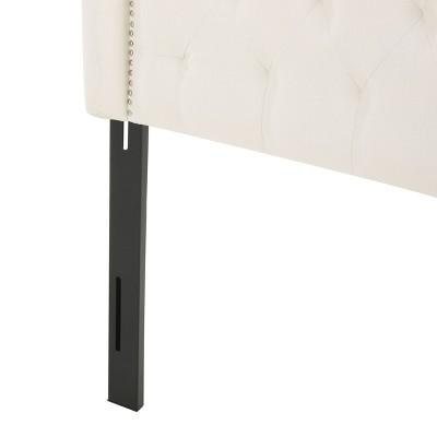 Queen/Full Killian Headboard Ivory - Christopher Knight Home : Target