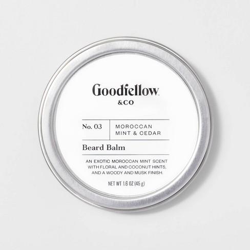No. 03 Moroccan Mint & Cedar Beard Balm - 1.6oz - Goodfellow & Co™ - image 1 of 2