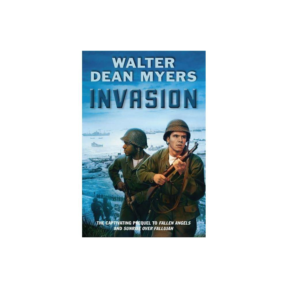 Invasion By Walter Dean Myers Hardcover