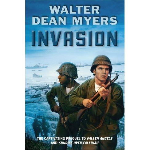 Invasion - by  Walter Dean Myers (Hardcover) - image 1 of 1