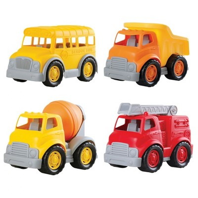 Playgo Mighty Wheels Combo - Set of 4