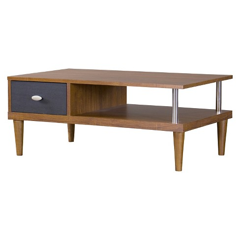 "Eastman TV Stand Espresso 40"" - Baxton Studio - image 1 of 4"