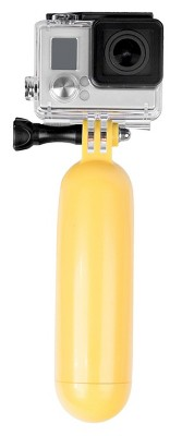 Bower Xtreme Action Series Floaty Bobber for GoPro - Yellow (XAS-FB)