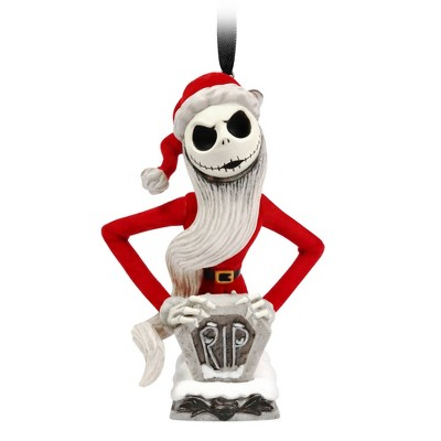 Night Before Christmas Santa Jack Christmas Ornament - Disney Store