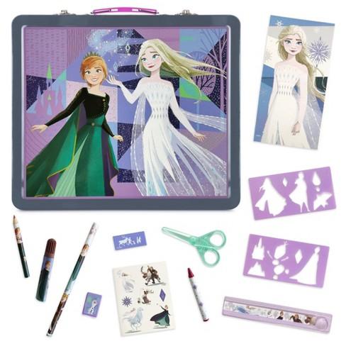 Disney Frozen 2 Tin Art Kit - Disney store - image 1 of 4