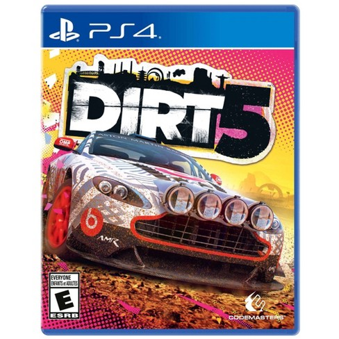 DIRT 5 - PlayStation 4 - image 1 of 4